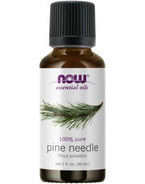 Óleo essencial Pine Needle 30ml NOW Foods