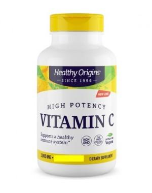 Vitamina C 1000mg 180 tablets HEALTHY Origins