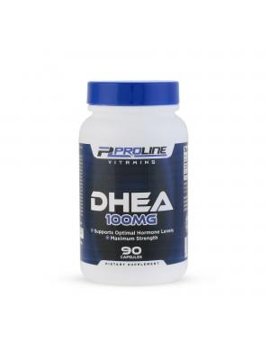DHEA 100 mg 90 capsulas PLV Proline Vitamins - Frete Grátis