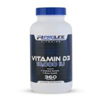Vitamina D3 10.000 360 softgels PLV Proline Vitamins