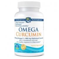 Omega Curcumin 60 count NORDIC Naturals