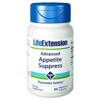 Advanced Appetite Suppress 60 veg capsules LIFE Extension