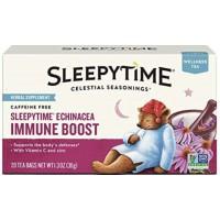Chá Sleepytime Echinacea Immune Boost - 20 saquinhos Celestial Seasonings
