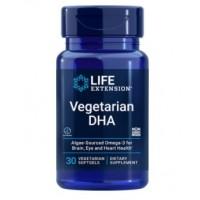 Vegetarian DHA 30 softgels LIFE Extension