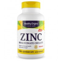Zinco 50mg 120vcaps HEALTHY Origins