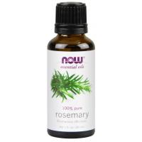 Óleo essencial de alecrim Rosemary 1oz 30 ml NOW Foods