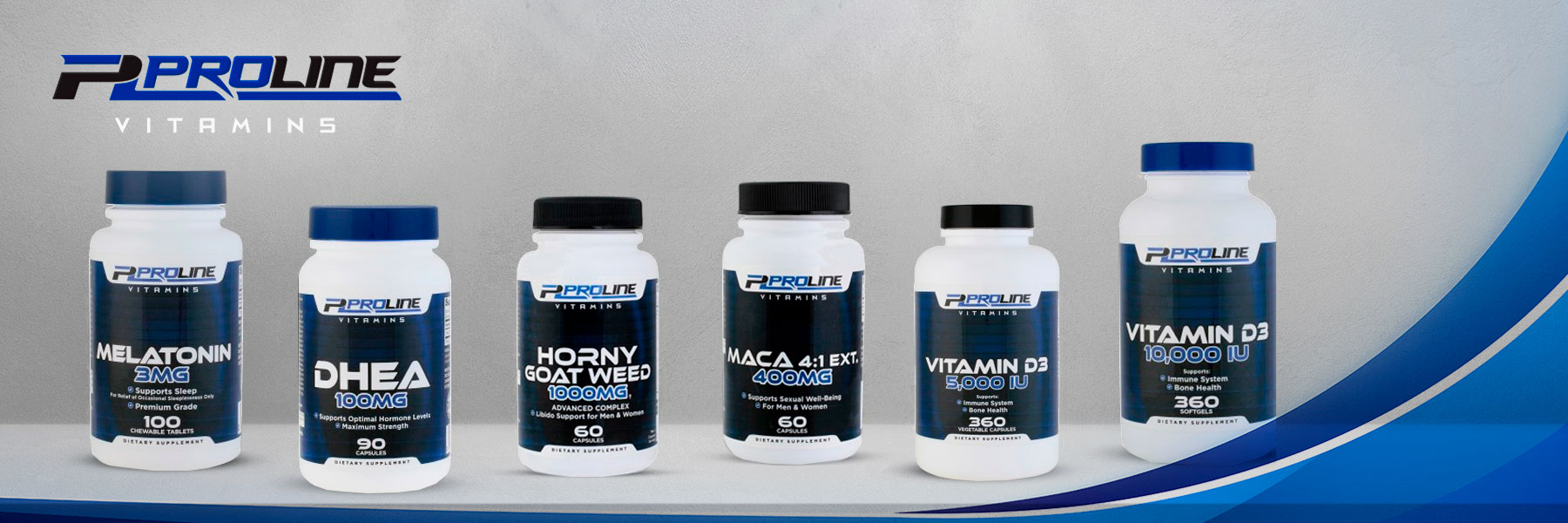 Proline Vitamins